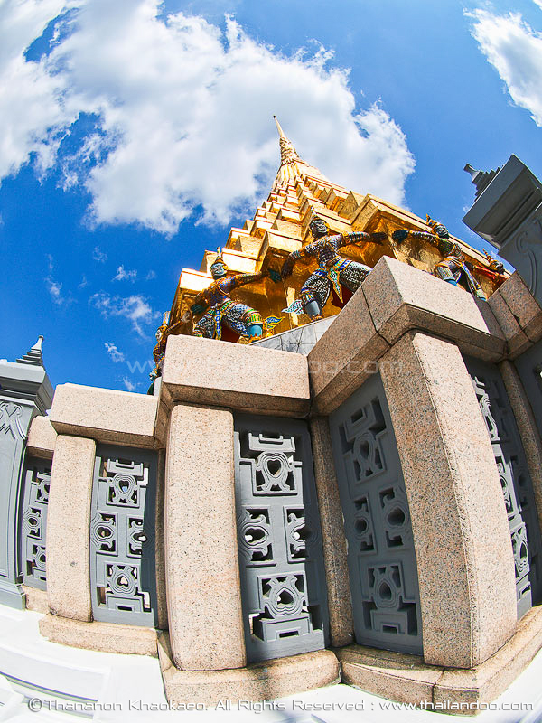 WatPhraKaew Thailand