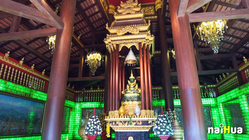 Wat Phra Kaew Chiang Rai Thailand
