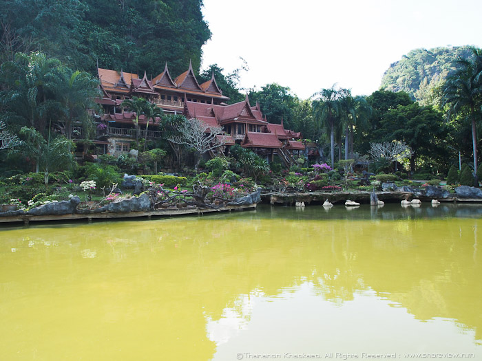 Wat Tham Khao Wong Uthai Thani Thailand