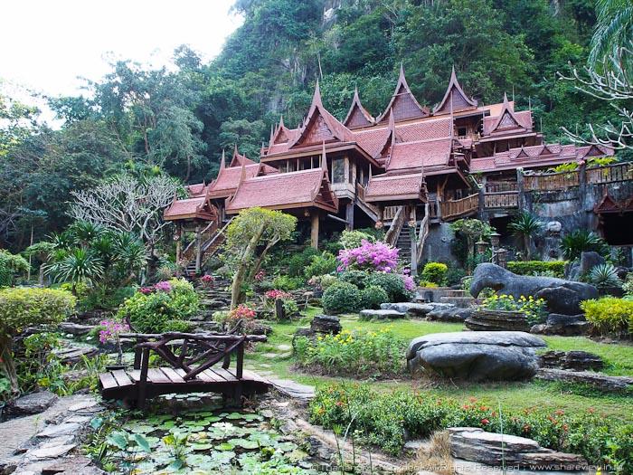 Wat Tham Khao Wong , Uthai Thani. Thailand