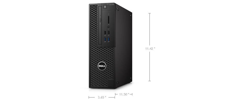 Dell Precision T3620 SFF