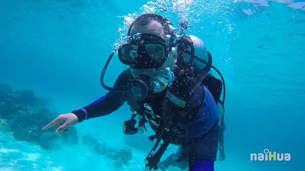 Try Scuba Diving เกาะราชา ภูเก็ต