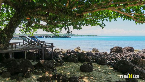 อ่าวผ่องรีสอร์ท เกาะหมาก