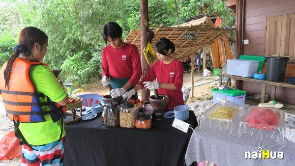 ทัวร์เกาะนาวโอพี พม่า