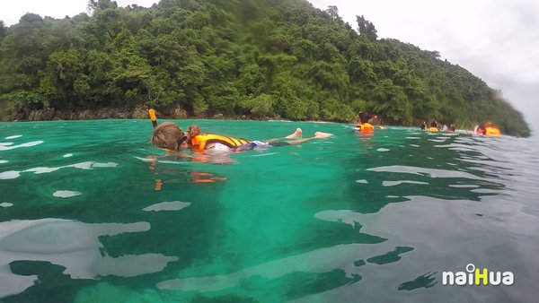 เกาะนาวโอพี พม่า